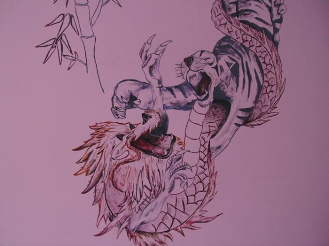 Tigre y dragon 2